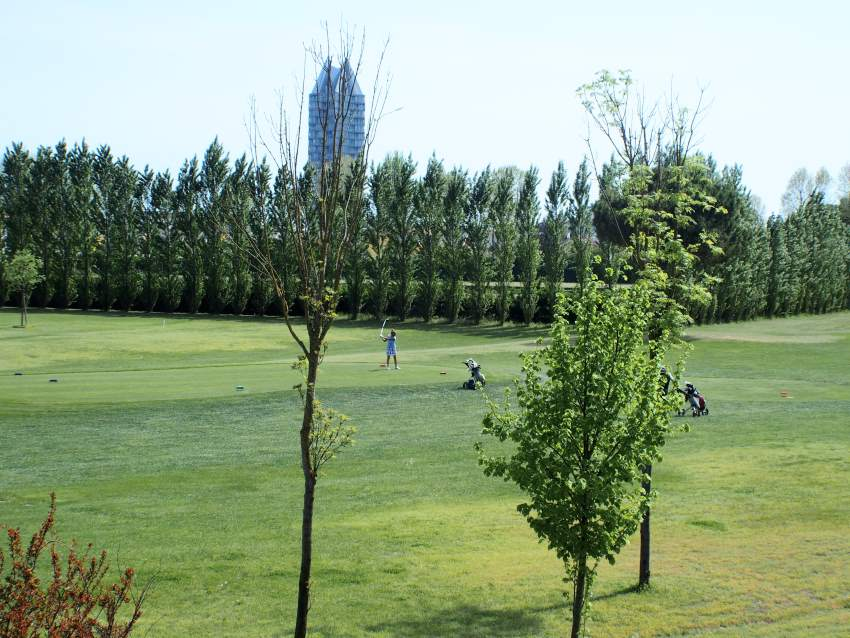 Giocatori di Golf